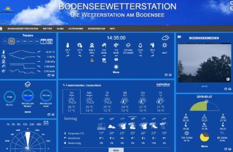 Bodensee-Wetterstation